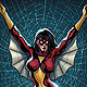 Spider-Woman, my favorite Marvel Super-Heroine