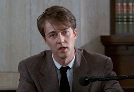 Edward Norton in Primal Fear