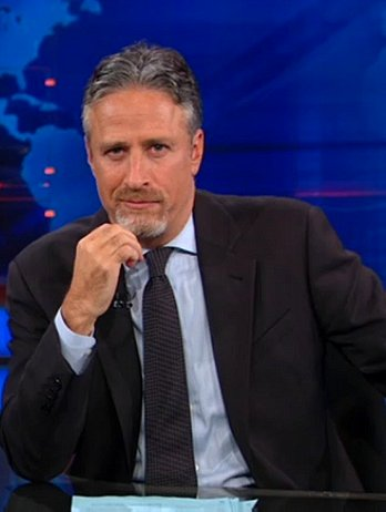 Jon Stewart Rick Santorum Smackdown: JFK Would Sh*t Pants Knowing He's Running for Presidency