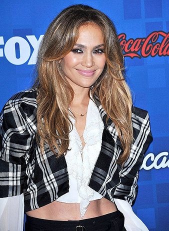 jennifer lopez dresses american idol. dresses Jennifer Lopez: Being
