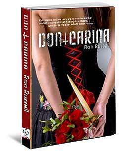 "The cover of ""Don Carina"" WWII mafia heroine."