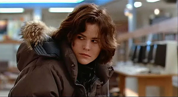 Ally Sheedy as Allison Reynolds in The Breakfast Club (1985)