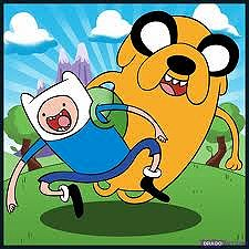 What time is it? ADVENTURE TIME!