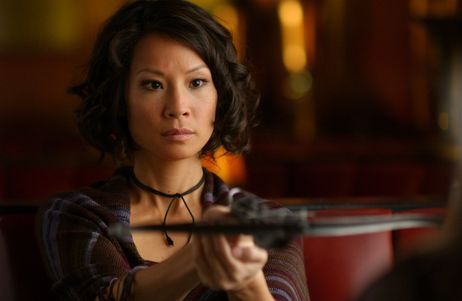 Lucy Liu Blood Hunter photo