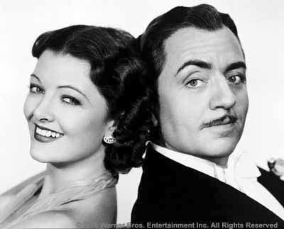 Nick & Nora from the Thin Man