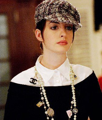 Anne Hathaway The Devil Wears Prada. anne hathaway the devil wears