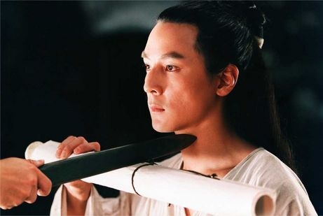 Daniel Wu as the Crown Prince Wu Luan