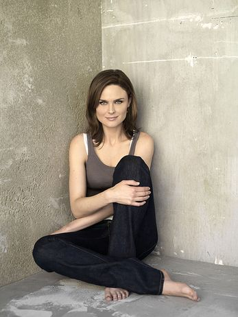 Emily Deschaned al Dr Temperance Brennan
