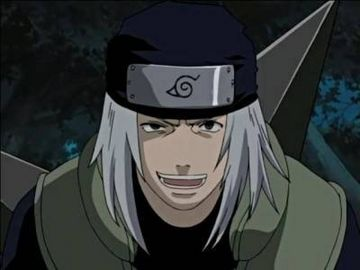 Mizuki the first villain to appear in the Naruto Anime