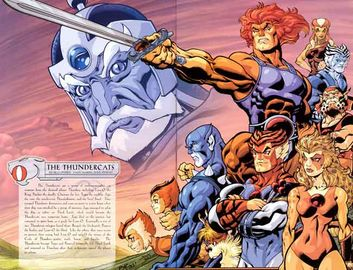 Jagara Thundercats on Quiz Thundercat