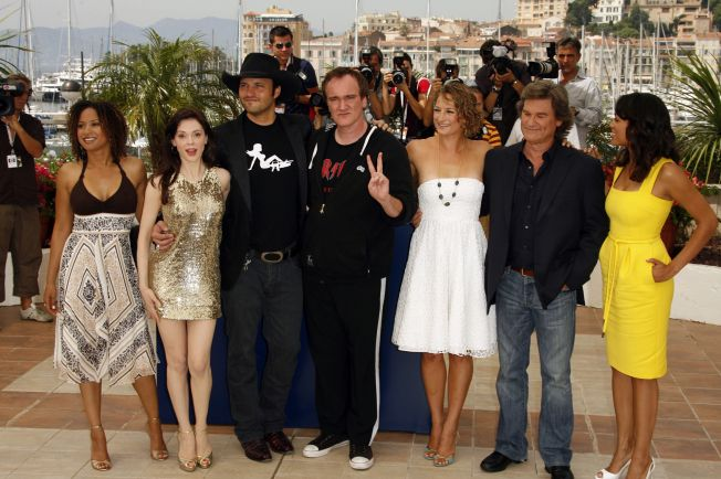 "2007 Cannes Film Festival - ""Death Proof"" Photocall"