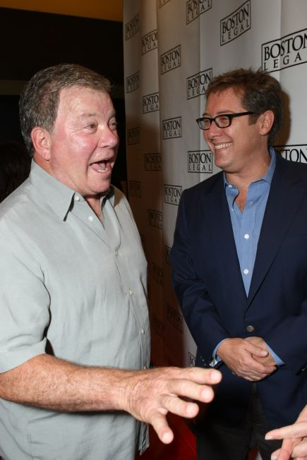 20th Century Fox Television Presents an Evening with &#034;Boston Legal&#034; Moderated by Arianna Huffington