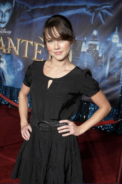&#034;Enchanted&#034; Los Angeles Premiere - Red Carpet