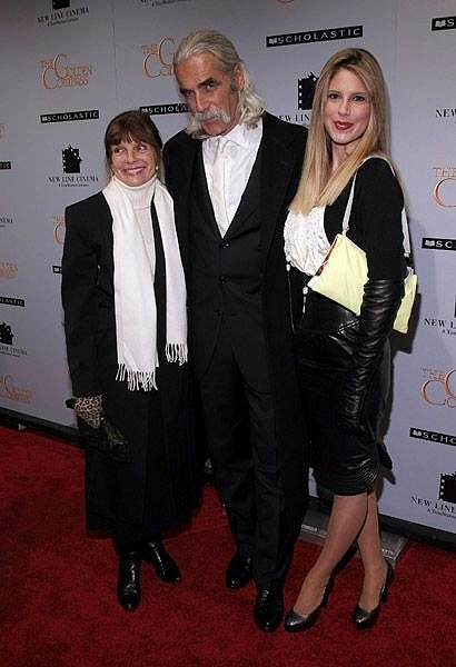 Katharine Ross Sam Elliott