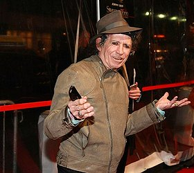 Keith Richards (II)