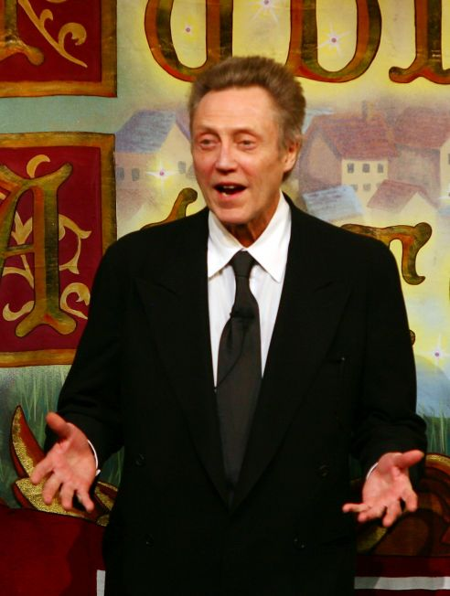 Christopher Walken is Honored as Harvard University&#039;s Hasty Pudding Club&#039;s 2008 Man of the Year