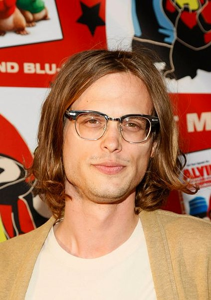 matthew gray gubler. Actor Matthew Gray Gubler