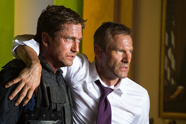 London Has Fallen: Leonida salva anche Londra
