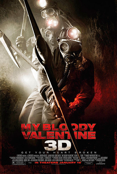 My Bloody Valentine 3-D