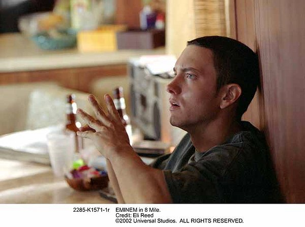 eminem wallpaper 8 mile. Mile Pictures: Eminem , Kim