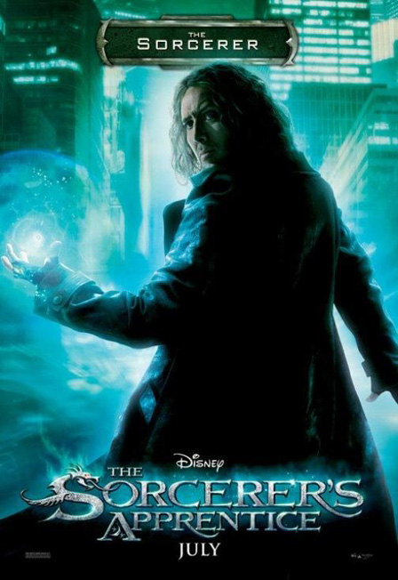The Sorcerer's Apprentice 2010 IMAGINE