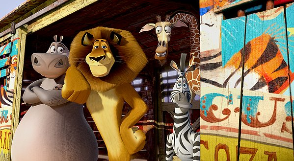 Madagascar 3: Europe&#039;s Most Wanted