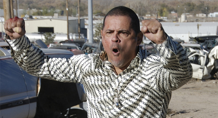 raymond cruz married